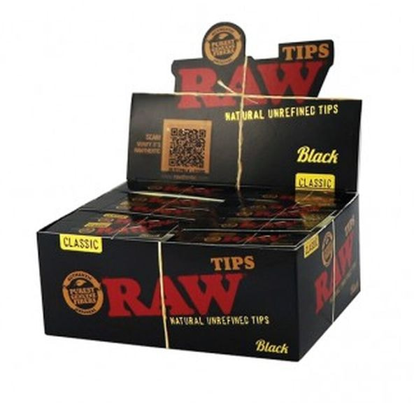 Accessories - RAW Papers (Black)