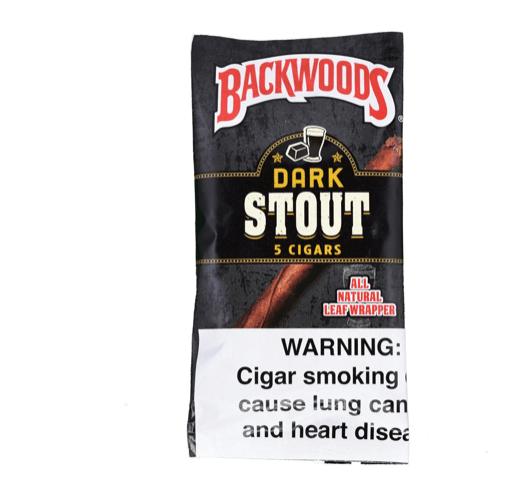 Backwoods 5 Pack: Dark Stout