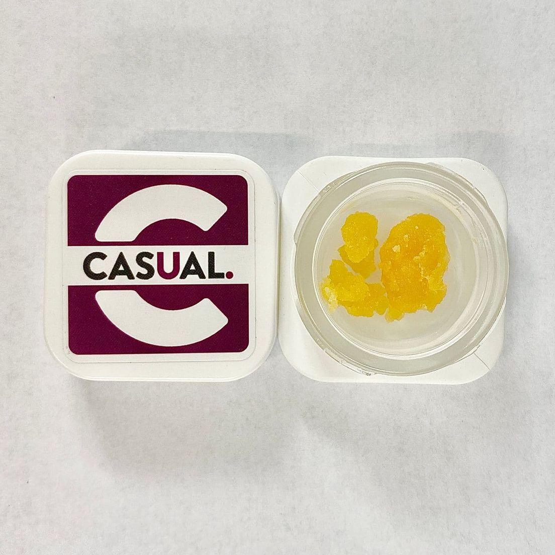 (PRE-ORDER ONLY) OG Cookies - 1g Sugar (80.5%) Casual