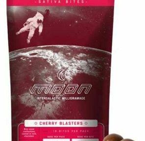 Cherry Blaster - Sativa (100 mg) by MOON