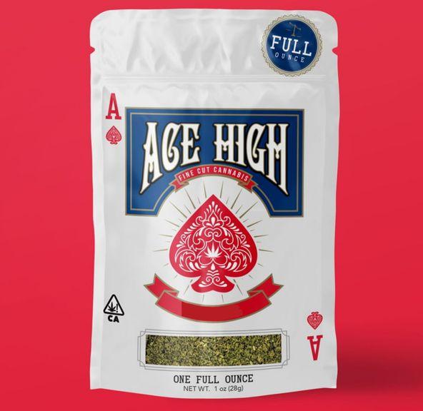 A. Ace High 28g Super Fine Cut Shake - Grease Monkey