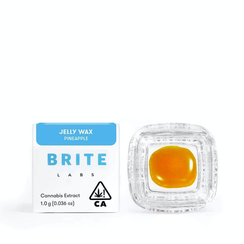 Brite Labs Pineapple 1g Jelly Wax 77.2%