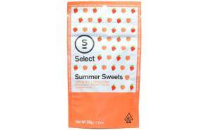 100mg Summer Sweets Gummies - SELECT BITES