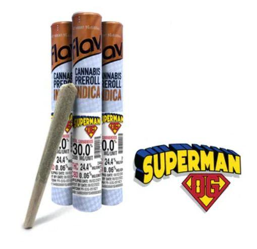 Flav - Pre-Roll - Superman OG