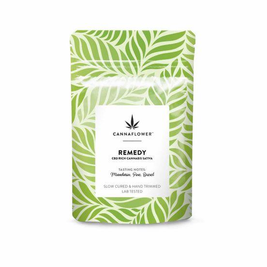 Cannaflower - Remedy CBD 3.5g