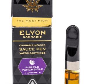 Purple Punchsicle 500mg Sauce Cartridge 0375.0418