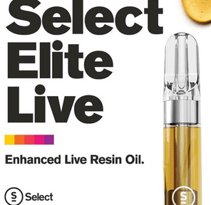 Select Live Resin .5g - Maui Wowie 79%