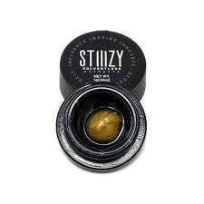 STIIIZY - Blueberry Space Cake Live Rosin Badder - 1g