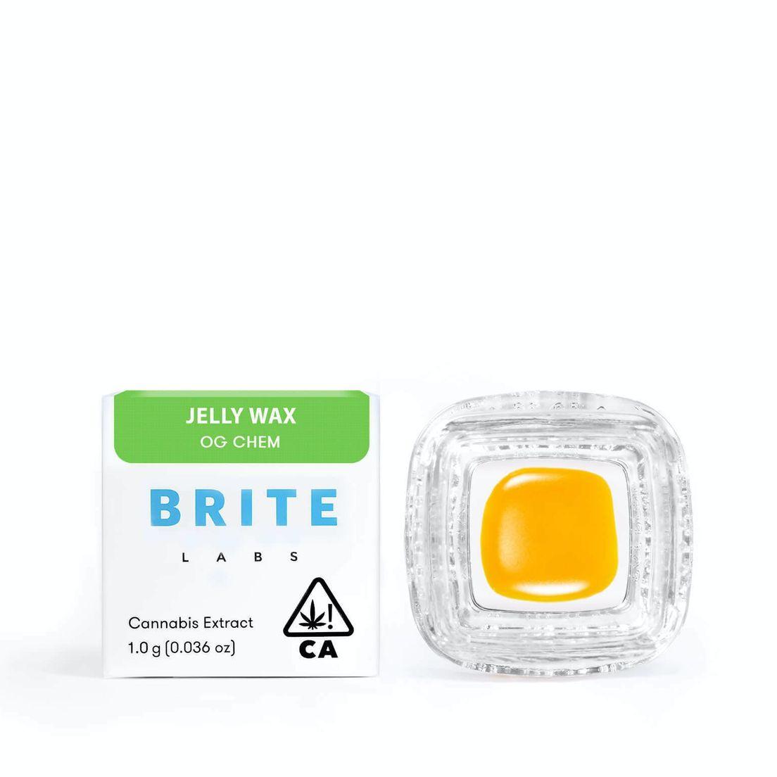 Brite Labs OG Chem 1g Jelly Wax 82.4%