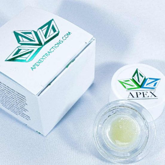Apex | Race Fuel OG Sauce | Hybrid | Concentrate | 1g | 81.25% THC