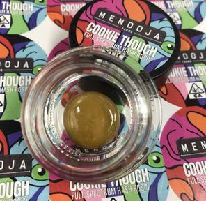 Honey Butter Cookie Though Full Spectrum Hash Rosin (1.0 g)