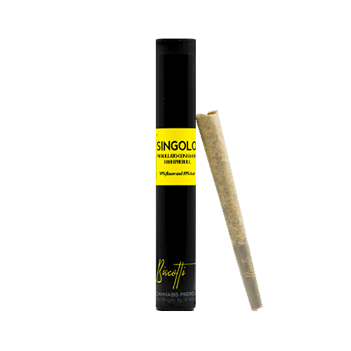 Biscotti Singolo Animal Cookies x Tsipouro 1g Infused Pre Roll 38%