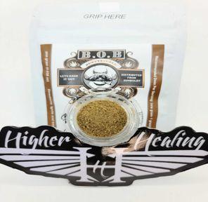 Gelato - Hash 1g (THC 57.40%) by BOB Stash
