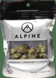 Alpine Flower 3.5g - Apricot Fritter 33%
