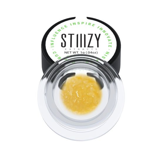 STIIIZY - Sugar Cookies Curated Live Resin Extract - 1.0g