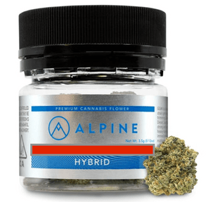 Alpine Flower - Tangimal 22%