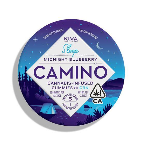 [Camino] CBN Gummies - 5:1 - Midnight Blueberry (PROMO)