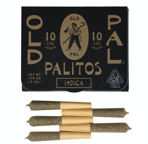 .35g (10pk) Wookie Cookies Palitos - OLD PAL
