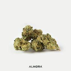 Almora Farm - Blueberry Kush - 28G - 33.5% TOTAL
