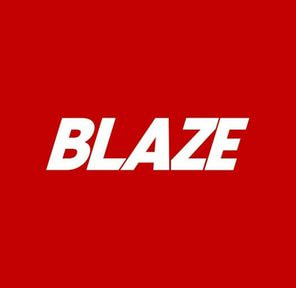 BLAZE - 1G PREROLL - BLUE SLUSH