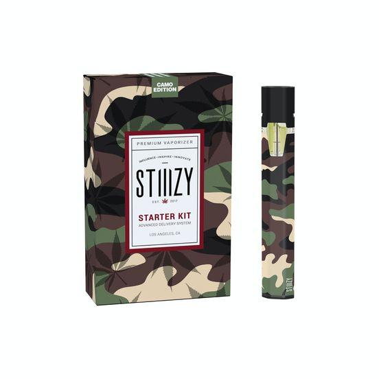 STIIIZY - Camo Edition Battery Starter Kit