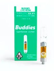 Buddies-Papaya - Cartridge (taxes included)