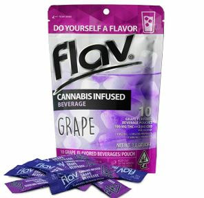 Flav - Beverage - Grape