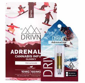 1g Adrenaline Cart - DRIVN