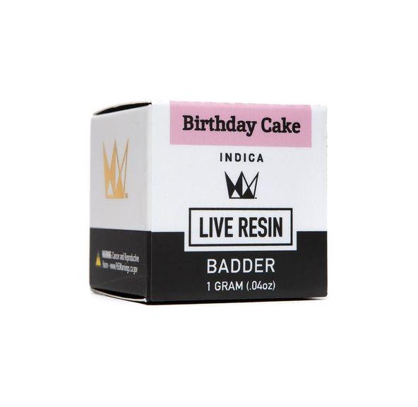 Birthday Cake Live Resin Badder