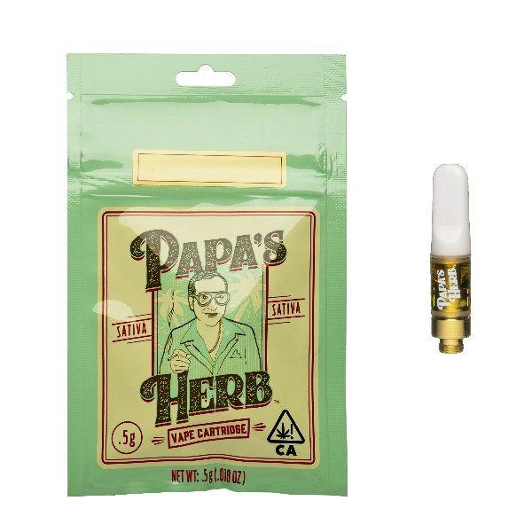 PAPA'S HERB - LEMONCHELLO .5 GRAM CARTRIDGE