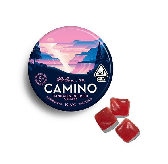 100MG CAMINO - WILD BERRY ARCHIVED DUPLICATE