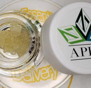 Apex | Super Glue x Crippler L.R. Sauce | Hybrid | Concentrate | 1g | 78.63% THC