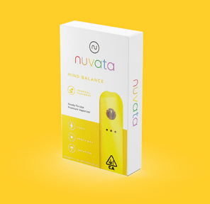 .5g Tropical Disposable Cart - NUVATA