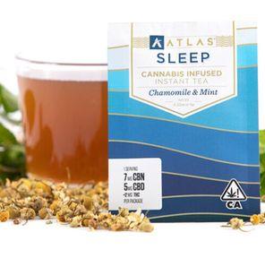 [Atlas] Beverage Mix - 4 Pack - Sleep Tea
