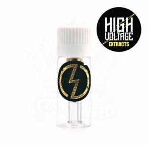 Durban Poison Sativa Cartridge - High Voltage Extracts