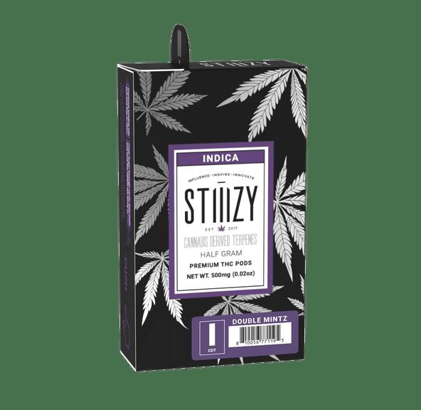 STIIIZY - DOUBLE MINTZ .5 GRAM CDT POD
