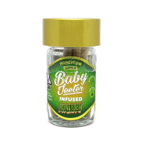 BABY Jeeter Infused 5pk Honeydew