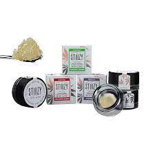 STIIIZY - Rainbow Mintz Curated Live Resin Sauce - 1g