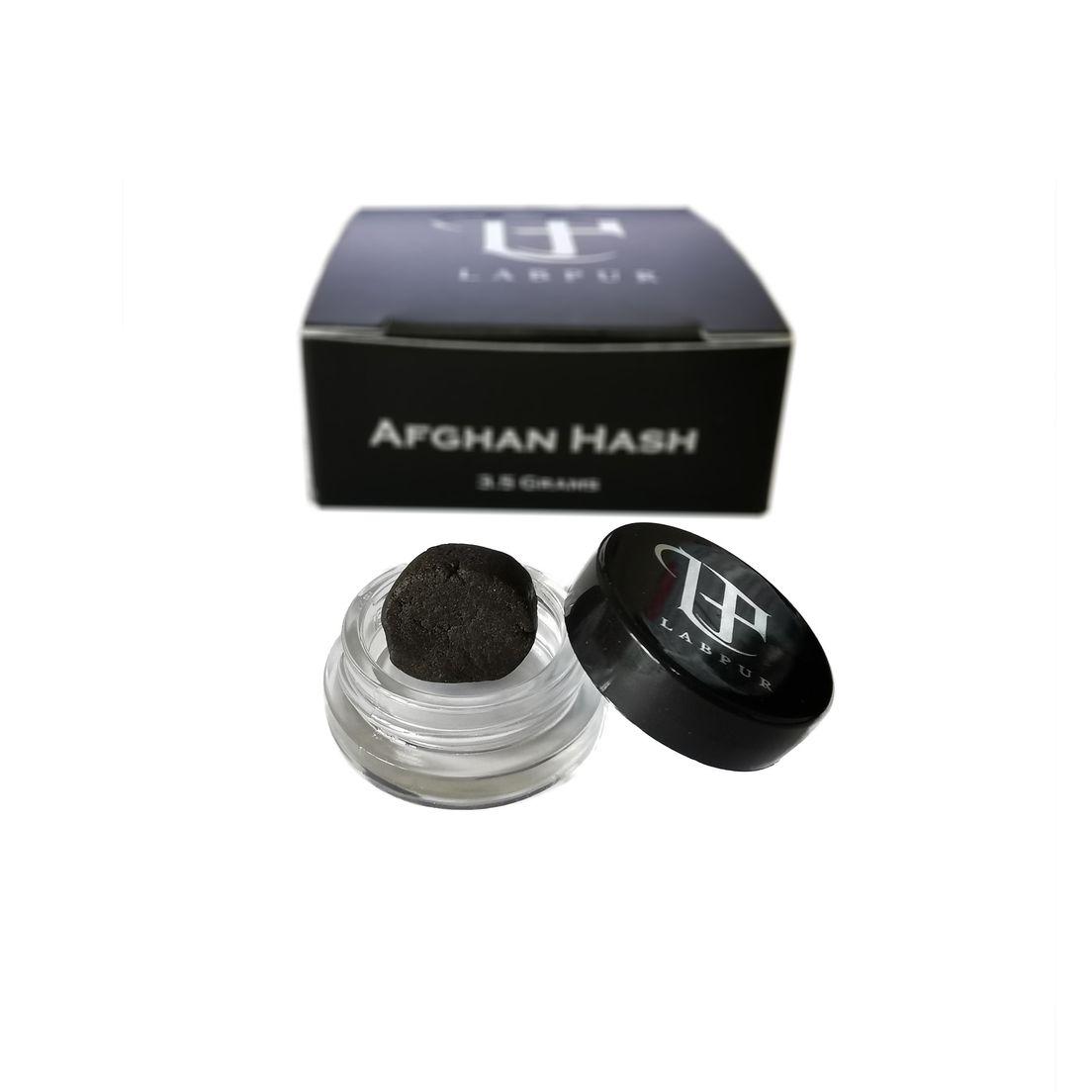 Afghan Hash - 3.5 grams