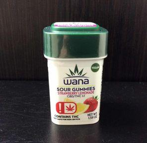 1:1 CBD/THC Gummies by Wana