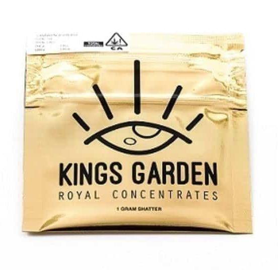 Kings Garden Blue Dream Live Shatter (1g)