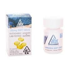 [ABX] THC Soft Gels - 25mg 10ct - Refresh