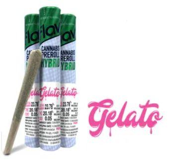 Flav - Bottle Rocket - Gelato