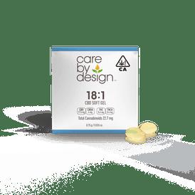 CBD Refresh 18:1 (CBD 175mg : THC 6mg) by Care by Design