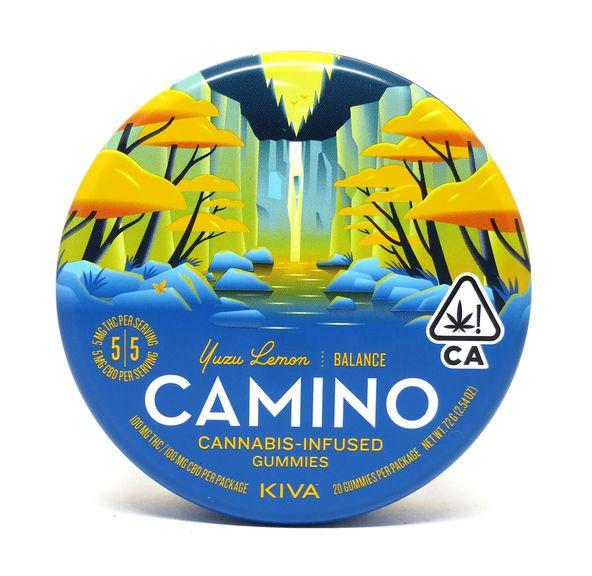 Camino Gummies 1:1 CBD Yuzu Lemon
