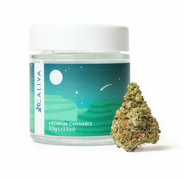 B. Caliva 3.5g Flower - Quality 9/10 - Animal Mintz (~26%)
