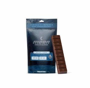 100mg Rocket Fudge Dark Chocolate Bar - MOON