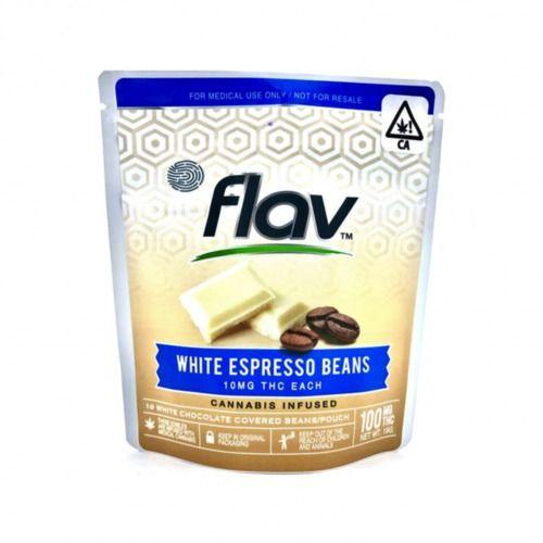 Flav - Espresso Beans - White Chocolate