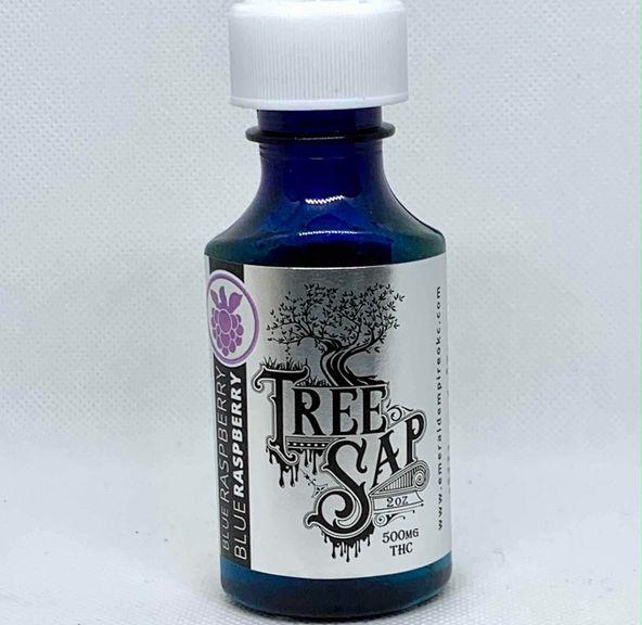 EE Tree Sap   500mg   BLUE RASPBERRY