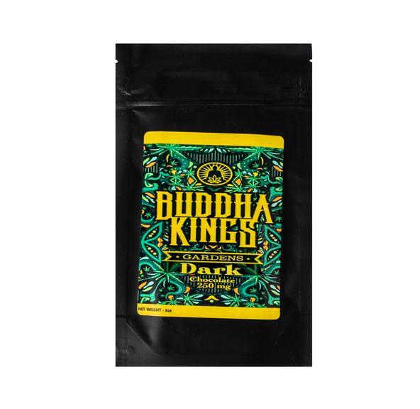 Buddha Kings Dark Chocolate Bar 250mg